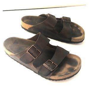 Birkenstock sandals size 40 men's 7 / women's 9